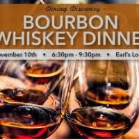 Dining Discovery: Bourbon Whiskey Dinner