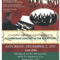 A Christmas Concert in the Mountains