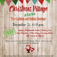 Eagle Mountain Christmas Village