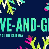 GIVE-AND-GET Holiday at The Gateway