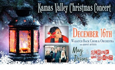 Kamas Valley Christmas Concert