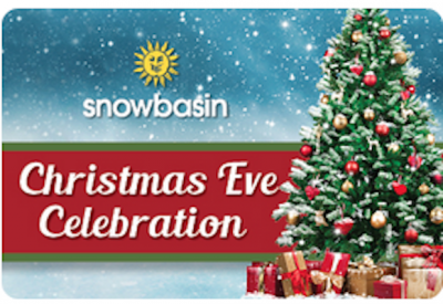 Snowbasin Christmas Eve 2020 Snowbasin Christmas Eve Celebration 2019, Snowbasin Resort at