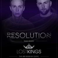 RESOLUTION ft. Lost Kings NYE 2018
