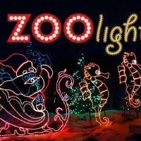 ZooLights at Utah's Hogle Zoo
