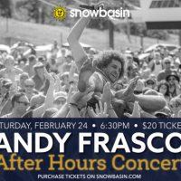Andy Frasco Concert