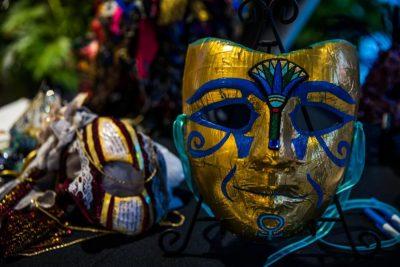 2018 Masquerade Party