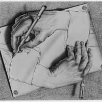 M.C. Escher: Other Worlds