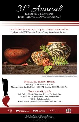 31st Annual DSU Dixie Sears Invitational Art Show ...