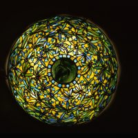 Tiffany Glass: Painting with Color and Light