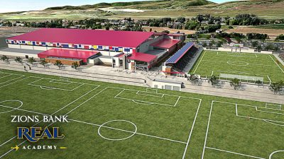 Zions Bank Real Academy/Zions Bank Stadium