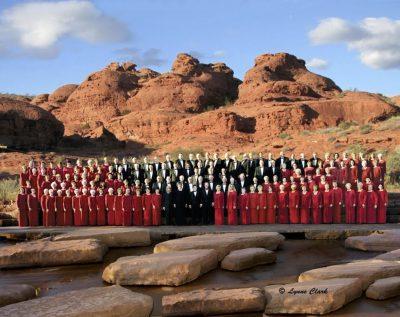Southern Utah Heritage Choir Spring Concert