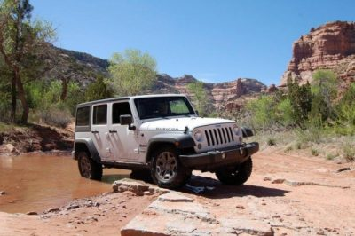 Jeep Jamboree Arch Canyon 2018