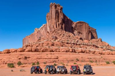 Moab Jeep Jamboree