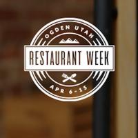 2018 Ogden Restaurant Week