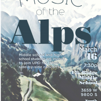 UPO Presents Music of the Alps