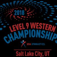 USA Gymnastics 2018 Junior Olympic Level 9 Western Championships