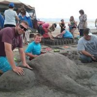 7th Annual Sand Castle Building Competition