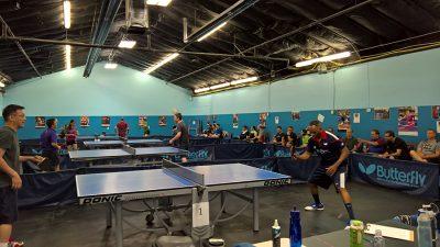 Salt Lake City Table Tennis Club