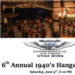 6th Annual 1940s Hangar Dance