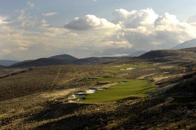 Promontory Ranch Golf Club