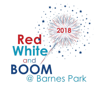 Red, White and Boom - Independence Day Celebration at Barnes Park