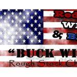 "2018 Red, White & Blue ""Buck Wild"" Rough Stock Challenge"