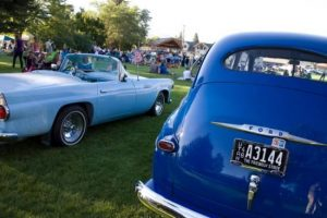 """""""Back to the 50's"""" Car Show"""