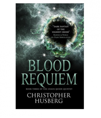 Book Launch for Christopher Husberg and Blood Requ...