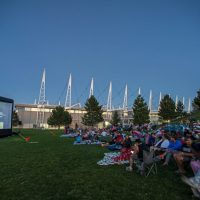 2019 Friday Night Flicks at the Oval and KOPFC
