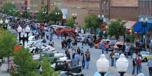 Historic 25th Street Car Show