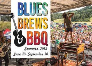 Snowbasin's Blues, Brews & BBQ