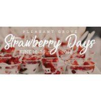 Pleasant Grove 2019 Strawberry Days