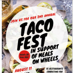 Tacofest 2018 - Supporting Meals On Wheels!