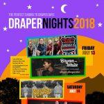 Draper Nights Concerts