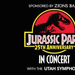 """Jurassic Park"" in Concert with the Utah Symphony"