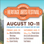 Panguitch Lake Heritage Arts Festival