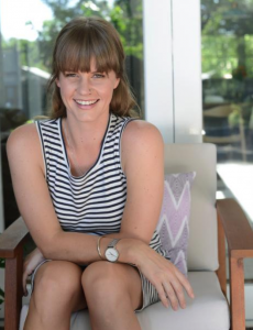 Brooke McAlary in Conversation with Blogger Courtn...