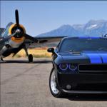 Planes and Horsepower Car Show