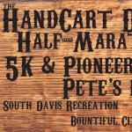 2020 South Davis Handcart Days Races
