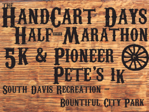 2020 South Davis Handcart Days Races