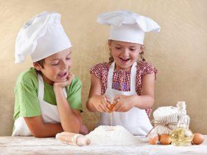 Kids Camp: Let's Bake