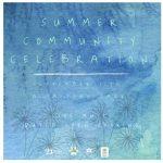 Summer Community Celebration