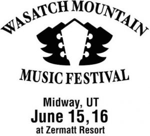 Wasatch Mountain Music Festival 2018