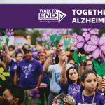 Walk to End Alzheimer's & Silent Auction Fundraiser