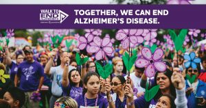 Walk to End Alzheimer's & Silent Auction Fundr...
