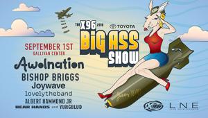 X96 Toyota Big Ass Show