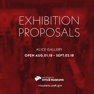 Call for Exhibition Proposals - Alice Gallery