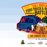 2nd Annual Food Truck and Brewery Battle