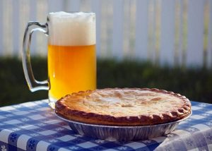 """The Original & Official """"PIE & BEER DAY"""""""