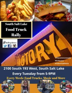 Food Truck Rally in South Salt Lake